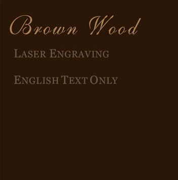 brownwood english lettering